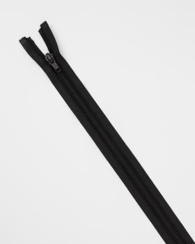 Separable knitted zip Prym Z81 40cm Black - Tissushop