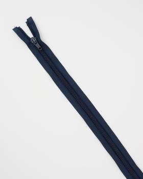 Separable knitted zip Prym Z81 50cm Navy Blue - Tissushop