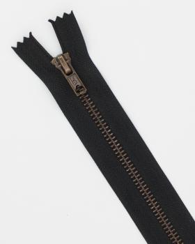 Prym Z14 inseparable metal zip 10cm Black - Tissushop