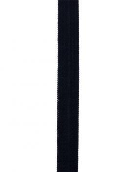 Stripe navy braid 30mm Navy Blue - Tissushop