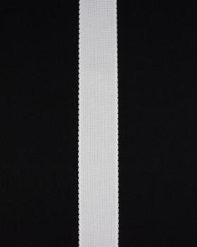 Bande aÏda à broder 50mm Blanc - Tissushop