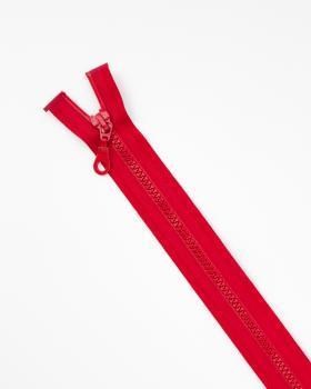 Separable zip Prym Z54 80cm Red - Tissushop