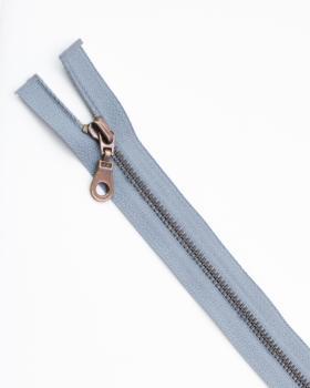 Separable metal zip Prym Z19 70cm Grey - Tissushop