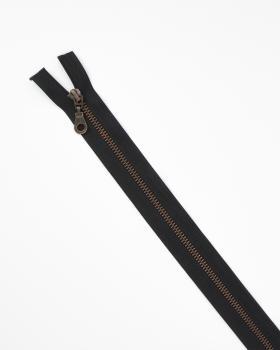 Separable metal zip Prym Z19 80cm Black - Tissushop