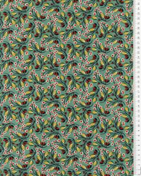 Selyn Viscose Eucalyptus Green - Tissushop