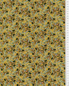 Selyn Viscose Mustard - Tissushop