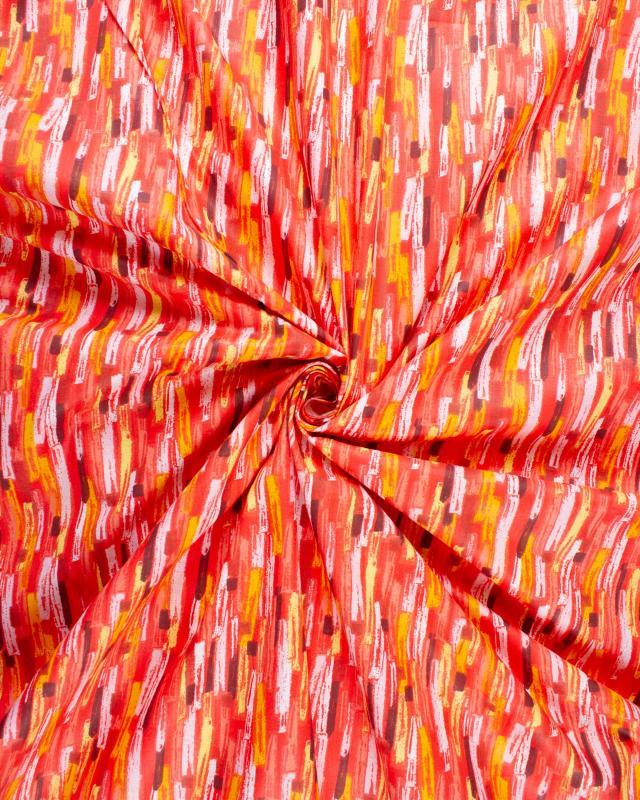 Popeline de coton Picasso - Tissushop