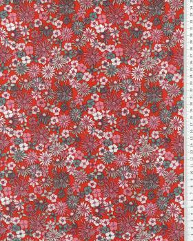 Camilla cotton poplin Grenadine - Tissushop