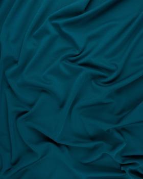 Crêpe Georgette Bleu Canard - Tissushop