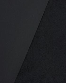 Plain softshell Black - Tissushop