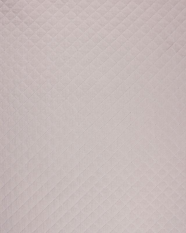 Plain quilted double gauze Beige - Tissushop
