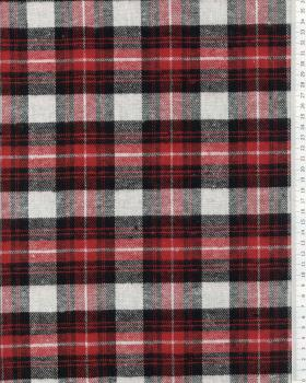 Classic Tartan Flannel Red - Tissushop
