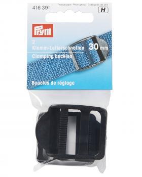 Boucles de réglage 30mm Prym Noir - Tissushop
