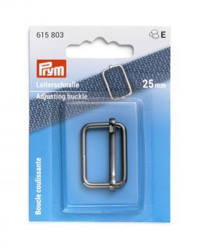 Boucle coulissante métallique 25mm Prym Métal - Tissushop