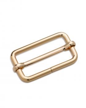 Boucle coulissante métallique 30mm Prym Or - Tissushop