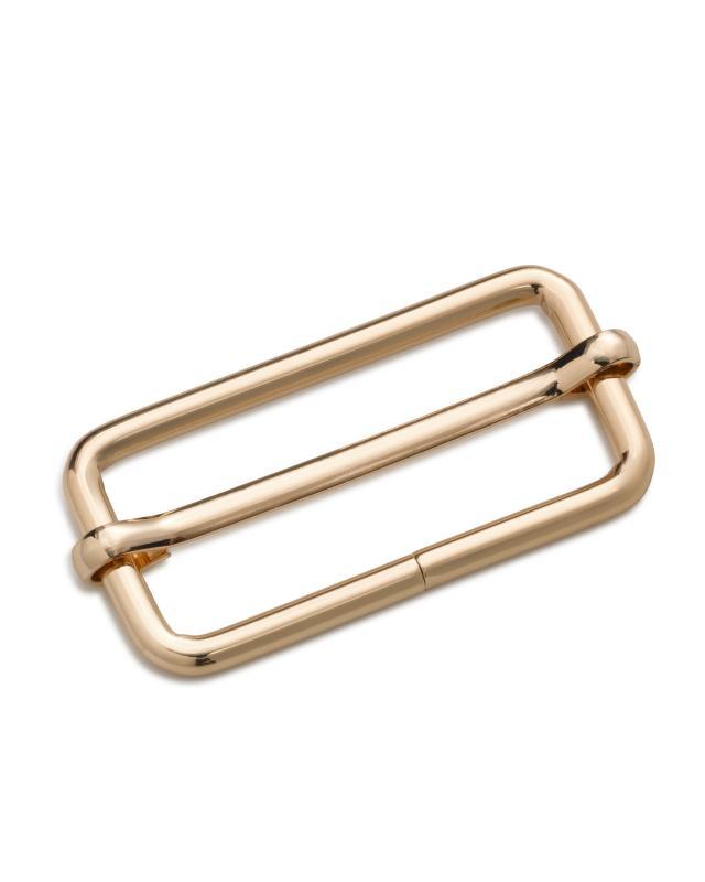 Boucle coulissante métallique 40mm Prym Or - Tissushop