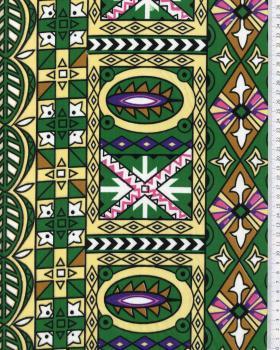 Tissu Polynésien OEA Rose - Tissushop