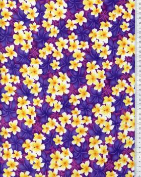 Polynesian Fabric KAEO Purple - Tissushop