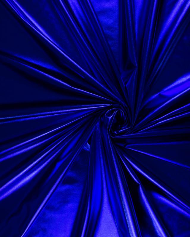 Lycra Laser Bleu - Tissushop