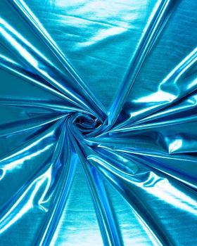 Lycra Laser Bleu Turquoise - Tissushop