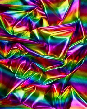 Lycra Laser Multicolore - Tissushop