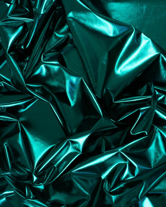 Lycra Foiled Green - Tissushop