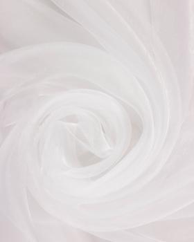 Organza Uni Blanc - Tissushop