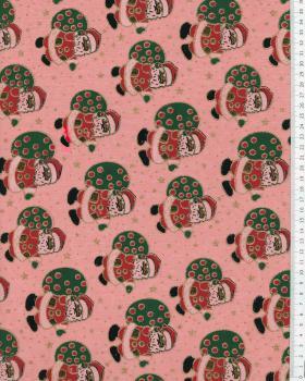 Organza Santa Claus Red - Tissushop