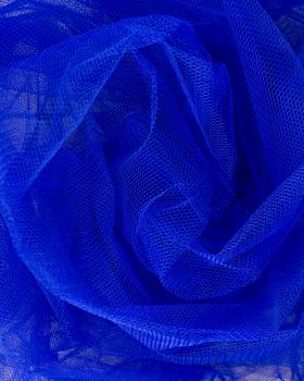 Stiff Mesh Royal Blue - Tissushop