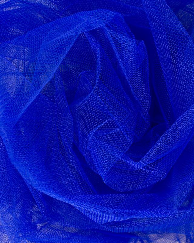 Stiff Mesh Royal Blue - Tissushop