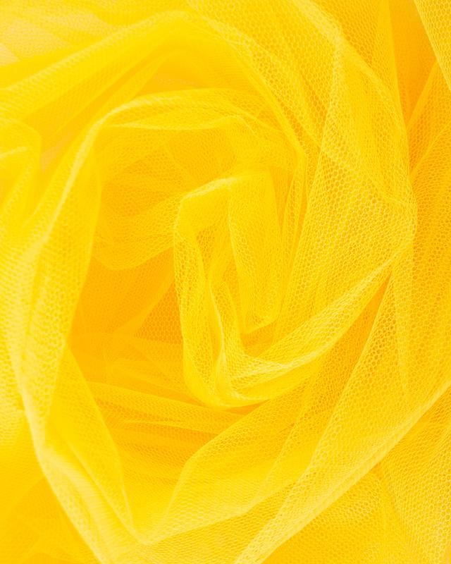 Stiff Mesh Sun Yellow - Tissushop