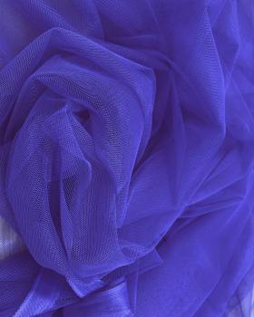 Plain Soft Tulle Royal Blue - Tissushop