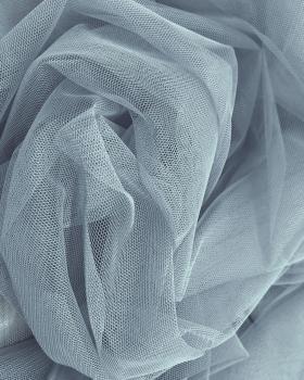 Plain Soft Tulle Grey - Tissushop