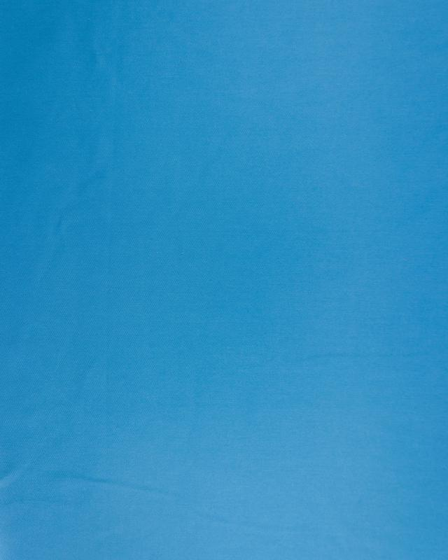 Gabardine Bleu Turquoise - Tissushop