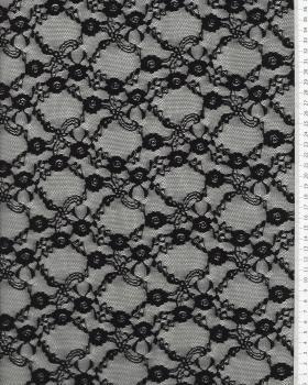 Lola lace Black - Tissushop