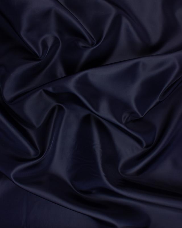 Doublure Polyester Bleu Marine - Tissushop