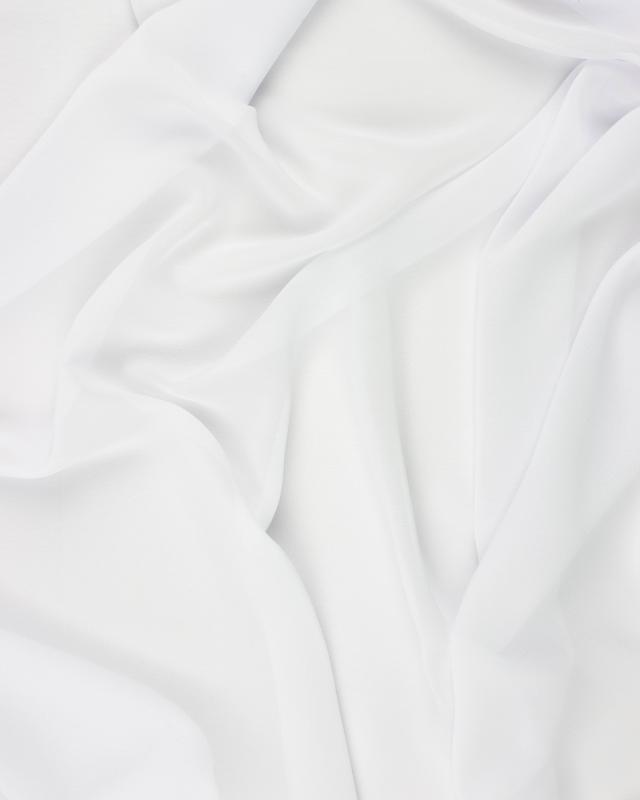 Mousseline Blanc - Tissushop