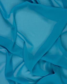 Muslin Turquoise Blue - Tissushop