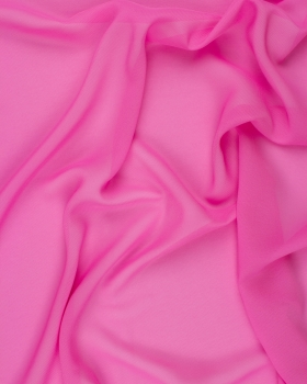 Mousseline Rose - Tissushop