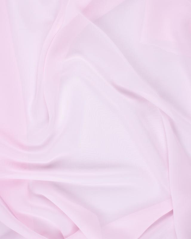 Mousseline Rose Bonbon - Tissushop