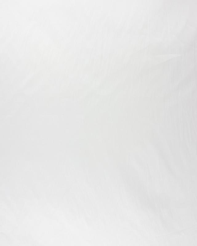 Taffetas White - Tissushop