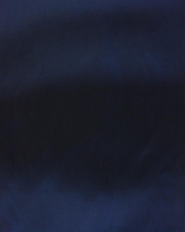 Taffetas Dark Blue - Tissushop