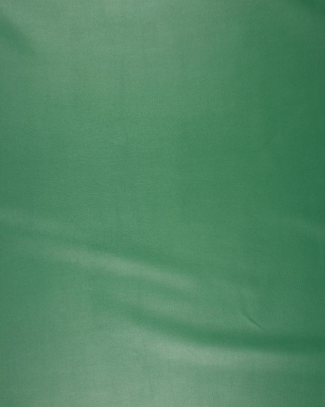 Imitation Leather Green - Tissushop