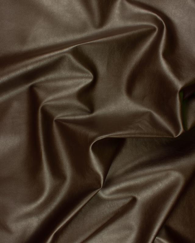 Imitation Leather Chocolate - Tissushop