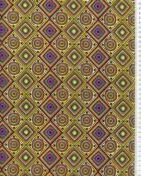 Super Wax - African Fabric Ouagadougou - Tissushop