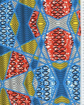 Super Wax - African Fabric Nairobi - Tissushop
