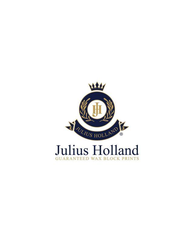Wax print julius Holland RW1467 Jaune - Tissushop