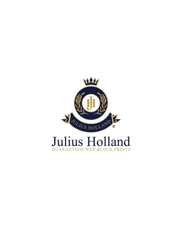 Wax print julius Holland RW1125 - Tissushop