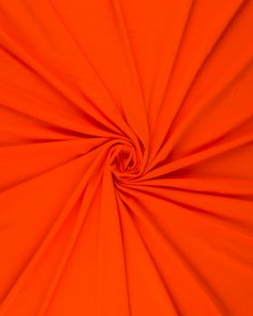 Lycra matt Fluorescent Orange - Tissushop