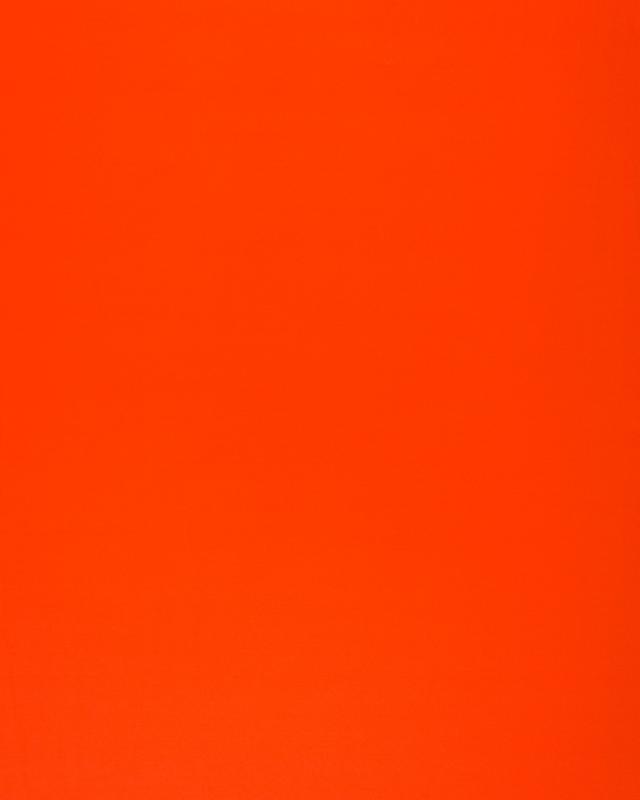 Lycra matt Fluorescent Orange - Tissushop